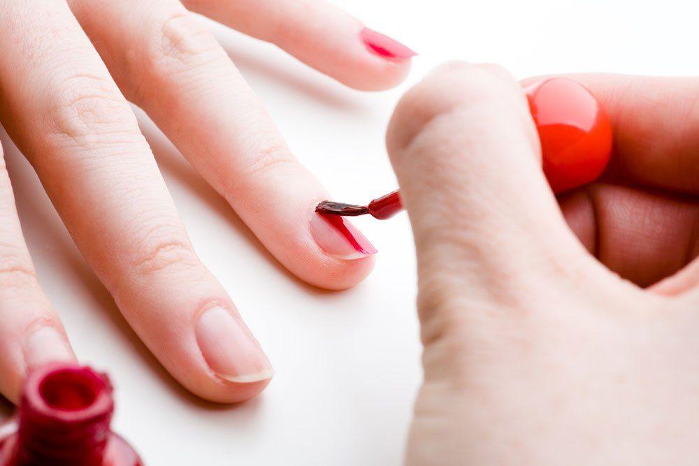 Nägel lackieren nagellack anleitung