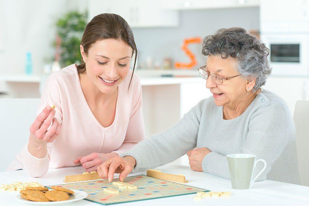Spiele für Senioren