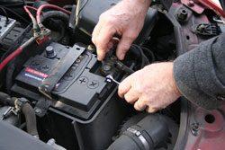 Energiequelle in jedem Auto - Die Batterie