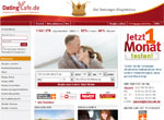 Testsieger unter den Singlebörsen: Dating Cafe