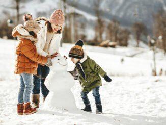 Fotos im Schnee