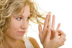 Blondieren Sie Ihre Haare lieber nicht selbst
