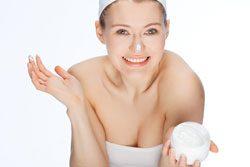 Geben Sie Ihrer Haut in der Schwangerschaft viel Feuchtigkeit