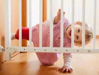 treppenschutz kindersicher