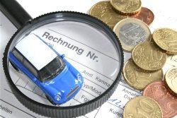 Wartung am Auto - Geld sparen!