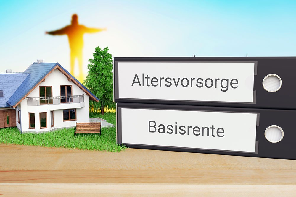 Hinterbliebenen-Versorgung in der Ruerup-Rente