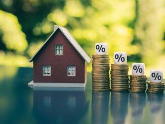 niedrige Hypothekenzinsen