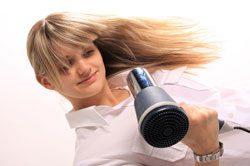 Fönen Sie Ihre Haare nicht zu heiß