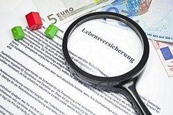 Garantiezins für Lebensversicherungen gesenkt
