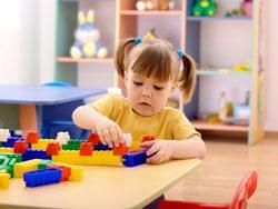 Auch Einzelkinder müssen sich alleine beschäftigen können