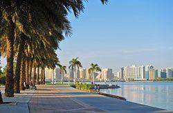 Lebhaft und modern: Dubai