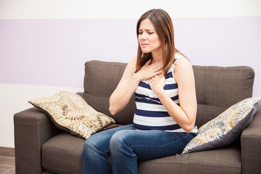 schwanger sodbrennen tipps