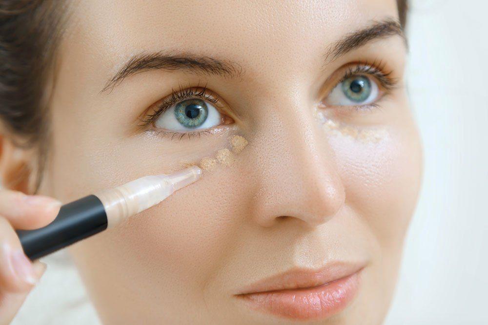 concealer anwendung tipps schminken