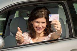 Beantragen Sie schnellstmöglich einen Ersatzführerschein