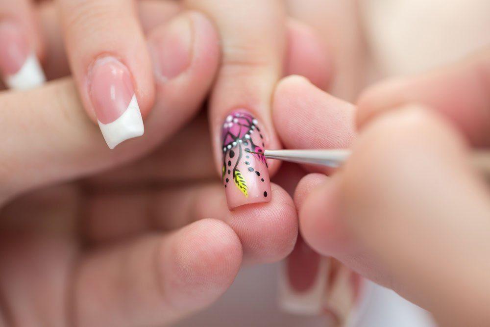 nail art trends sommer