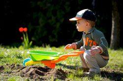 Vereinbaren Sie mit Ihrem Kind gewisse Regeln