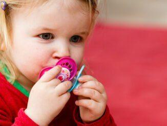 Kleinkindern den Nuckel abgewöhnen