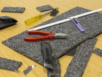 teppichreste verwenden wiederverwenden