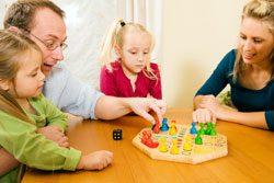 Leben Sie Ihrem Kind vor, dass Verlieren zum Spiel dazu gehört