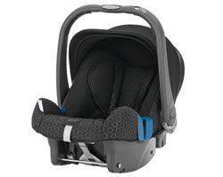 Testsieger: Römer Baby-Safe plus SHR II mit Isofixbasis
