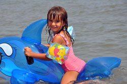 Schützen Sie Ihr Kind vor der gefährlichen UV-Strahlung