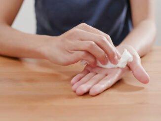 schweißhände tipps hausmittel