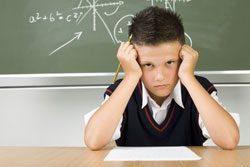 Hochbegabte Kinder langweilen sich oft in der Schule