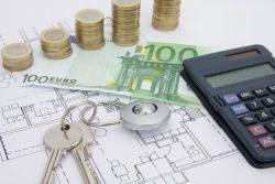Aktuelle Hypothekenzinsen niedriger als Bausparfinanzierung