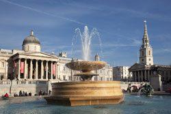 Die National Gallery gehört zu den größten Kunstmuseen der Welt