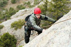 Kletterausrüstung Was Gehört Dazu : Sportklettern u2013 5 tipps für die kletterausrüstung
