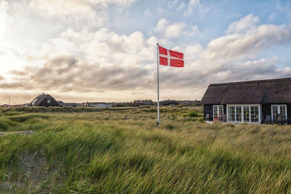 Kinder Urlaub Ferienhaus Dänemark