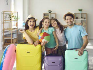 Reisen Kinder Familie Urlaub