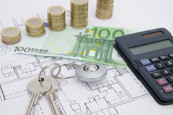 Mit einer Zwischenfinanzierung können Sie Ihren Bausparvertrag beleihen