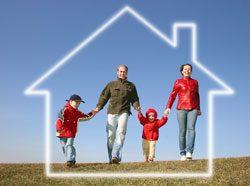 Eine Hausfinanzierung mit einem Bausparvertrag bietet viele Vorteile