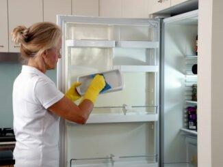 kühlschrank reinigen tipps mittel