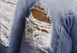 Jeans ausfransen - Werten Sie Ihre Jeans selbstständig aus