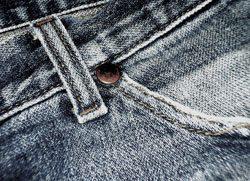 Jeans färben mit Textilfarbe