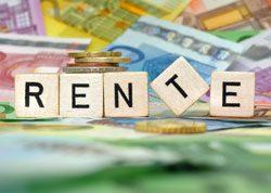 Rentenzuschuss nur mit eigener Vorsorge - Private Rentenversicherung abschließen