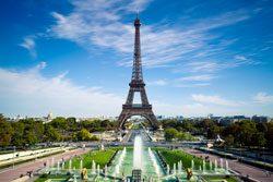 Stadt der Liebe: Paris