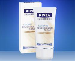 Testsieger: Nivea Visage Getönte Feuchtigkeitscreme