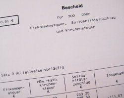 Steuerbescheid falsch? – 2 Tipps wie Sie Einspruch einlegen