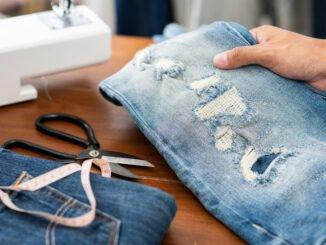 jeans ausfransen tipps anleitung