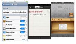 Neuerungen in iOS5