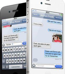Vom iPhone kostenlos SMS verschicken – iMessage aktivieren!