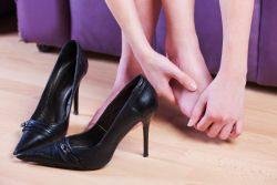 Wenn der Schuh drückt...