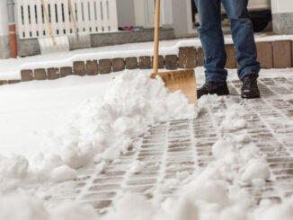 schneeschieber bauen anleitung tipps
