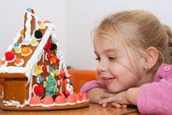 Ein Lebkuchenhaus selber machen ist leichter als es aussieht