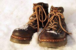 Salzränder an Schuhen entfernen - 5 Tipps die helfen