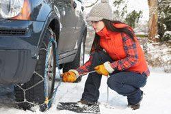 Machen Sie Ihr Auto rechtzeitig winterfest
