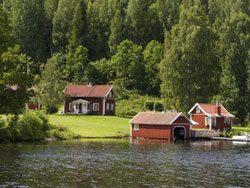 Dänemark ist das Land der Ferienhäuser